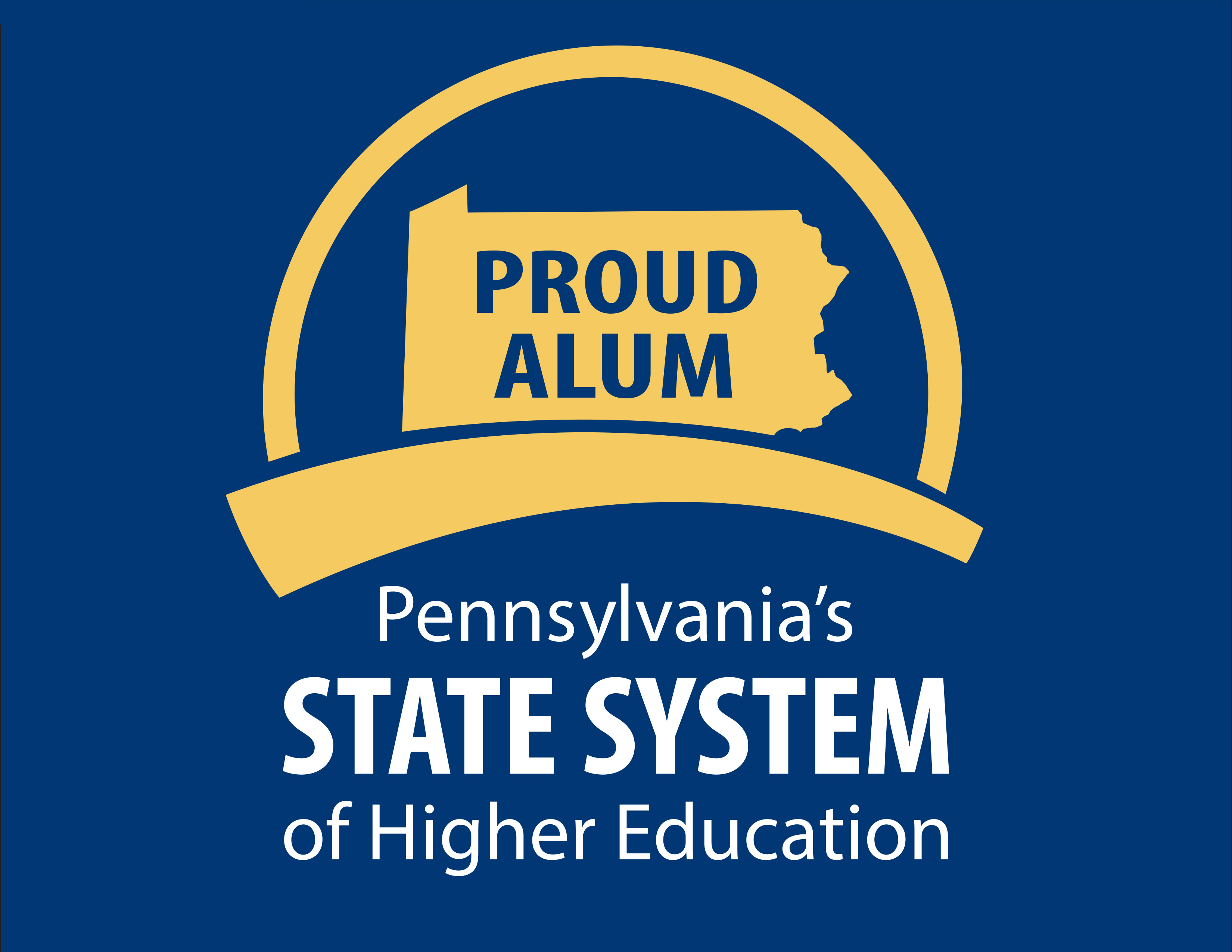 State System Proud Alum