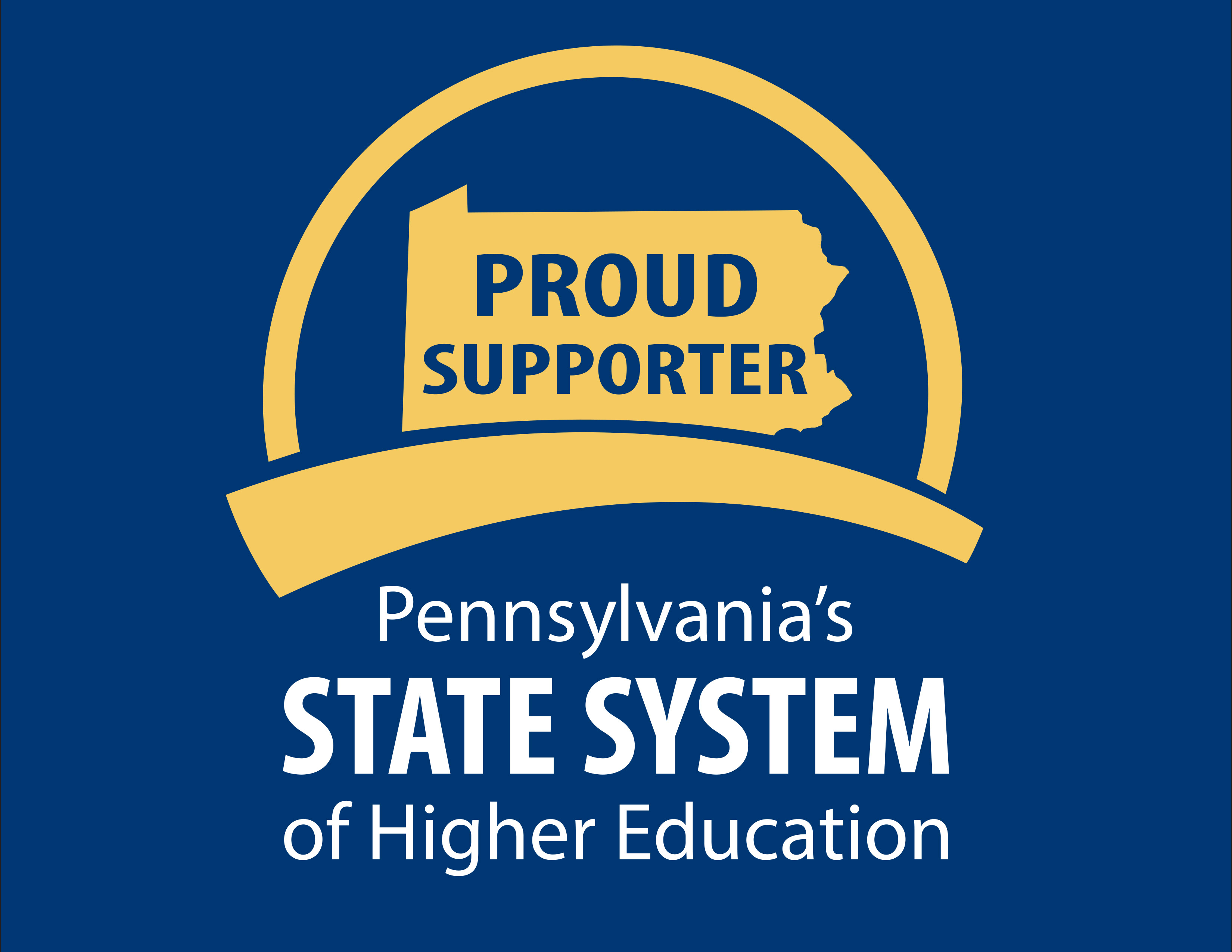 State System Proud Supporter